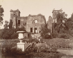 [Ruined] Dilkusha Palace [Lucknow].